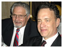Chuck Tatum and Tom Hanks
